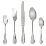Albi Stainless Steel Five Piece Place Setting