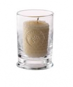 Berry & Thread Glass Votive