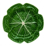 Cabbage Green Dessert/Salad Plate