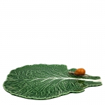 Cabbage Leaf Platter