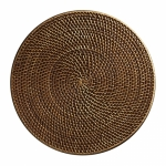 Rattan Round 15\ Placemat