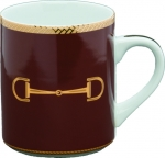 Cheval Chestnut Brown Mug