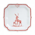 Country Estate Reindeer Games Vixen Party Plate