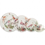 Chelsea Bird Five Piece Place Setting