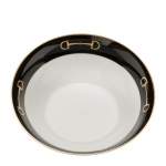 Cheval Black Serving Bowl