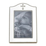 Abbey Silverplate 4x6 Cross Frame