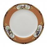 American WIldlife Plain Dinner Plate