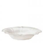 Berry & Thread Whitewash Scalloped Bowl