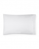Grande Hotel White/White King Pillowcases, Pair