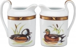 Game Birds American Widgeon/Merganser Creamer