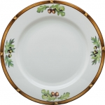 Game Birds Plain Dinner Plate