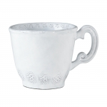 Incanto White Lace Mug
