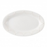 Berry & Thread Whitewash Grande Oval Platter