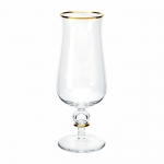 Juwel-Gold Beer Glass