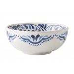 Wanderlust Iberian Journey Indigo Cereal/Ice Cream Bowl