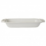Le Panier Whitewash Shallow Baker, 13\