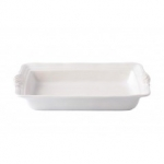 Ancanthus Whitewash 16\ Rectangular Baker