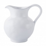 Quotidien White Truffle Small Pitcher/Creamer