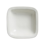 Puro Whitewash Rounded Square 10.5\ Serving Bowl