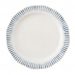 Wanderlust Sitio Stripe Dinner Plate