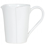 Lastra White Pitcher