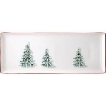 Filet Noel Oblong Serving Tray