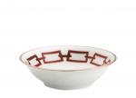 Catene Red Fruit Saucer