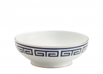 Labirinto Blue Salad Bowl