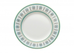 Palmette Indaco Dinner Plate