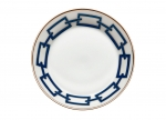 Catene Blue Tea Saucer