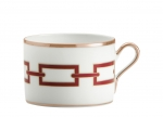 Catene Red Tea Cup