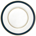 Cristobal Marine Small Band Dinner Plate