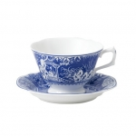 Mikado Blue Breakfast Cup