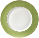 Lime Green Charger Plate