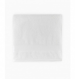 Bello White Washcloth