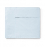 Celeste Blue King Flat Sheet