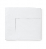 Celeste White King Flat Sheet