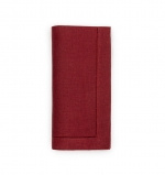 Festival Cinnabar Dinner Napkins, Set of Four