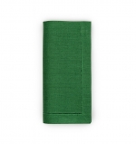 Festival Emerald Dinner Napkins, Set of Four