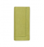 Festival Lime Dinner Napkins, Set of Four