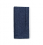 Festival Midnight Blue Dinner Napkins, Set of 4