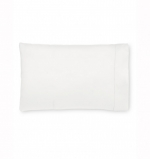Giotto White Standard Pillowcases, Pair