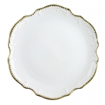 Simply Anna Gold Bread and Butter Plate