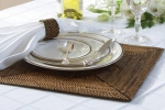 Rattan Square Placemat