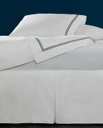 Grande Hotel White Queen Bed Skirt