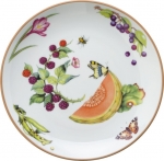 Summerlea Melon and Blackberry Salad Plate