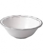 Filet Taupe Extra Large Cereal Bowl