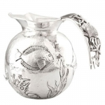 Under the Sea Fish Jug