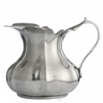 Vintage Scalloped Pitcher