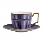 Anthemion Blue Teacup